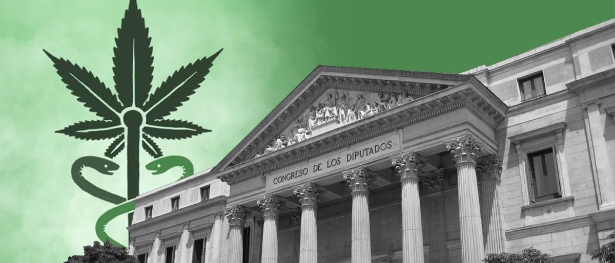 Proposiciones de Ley para regular el Cannabis en España